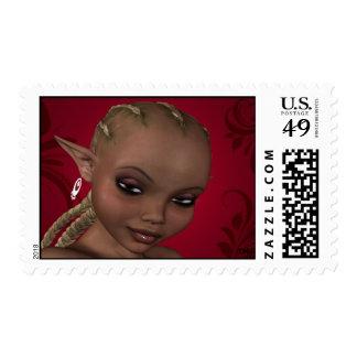Naughty Ebony Stamps