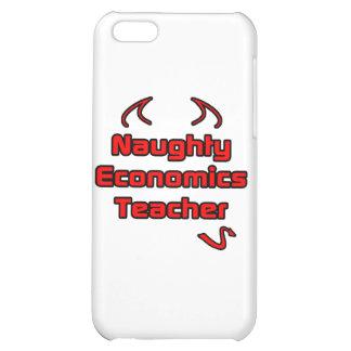 Naughty Economics Teacher iPhone 5C Cases