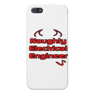 Naughty Electrical Engineer Covers For iPhone 5