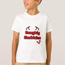 Naughty Electrician T-Shirt