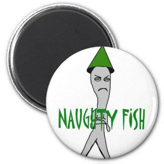 Naughty Fish Magnet