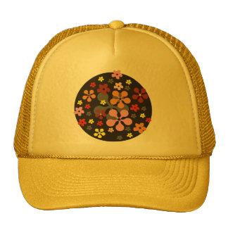 Naughty Flowers Hats