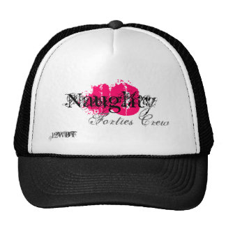 Naughty Forties 12WBT Cap