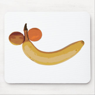 Naughty Fruity Mouse Pad