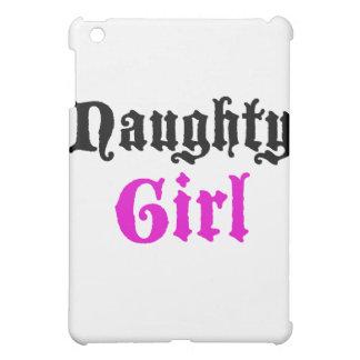 Naughty Girl Case For The iPad Mini