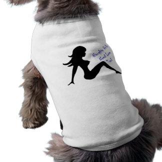 Naughty Girls Need Love Too! Doggie T-shirt