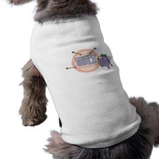Naughty Girls Need Love Too! Dog T-shirt