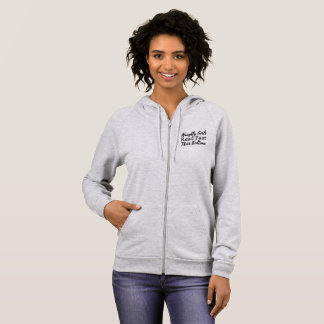 Naughty Girls Read Past Their Bedtime Hoodie