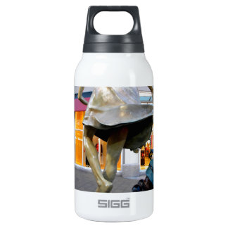 Naughty Gnome Insulated Water Bottle