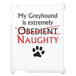 Naughty Greyhound iPad Covers