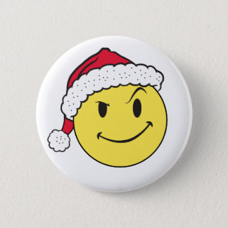 Naughty Happy Face Button