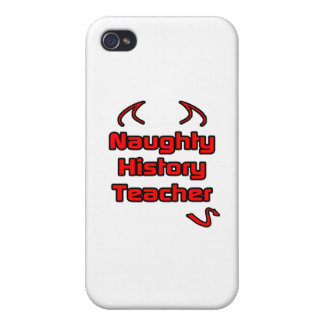 Naughty History Teacher Case For iPhone 4