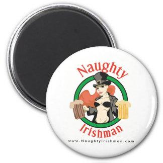 Naughty Irishman Magnet