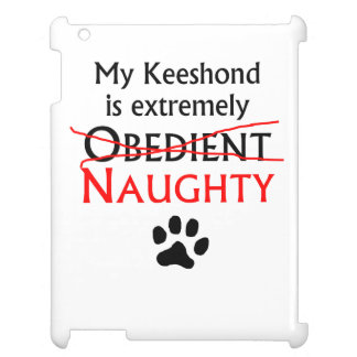 Naughty Keeshond Cover For The iPad 2 3 4