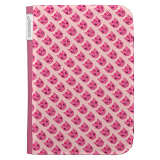 Naughty Kitty Caseable Case Kindle Case