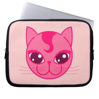 Naughty Kitty Electronics Bag Computer Sleeves