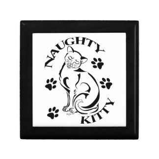 Naughty Kitty Gift Box