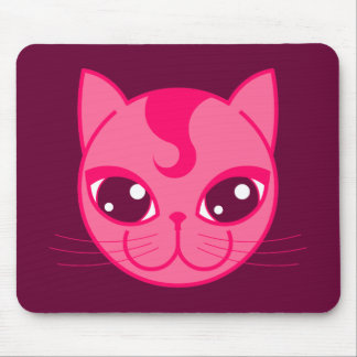 Naughty Kitty Mousepad