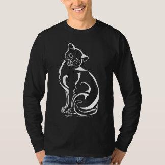 Naughty Kitty (No Text) Dark Shirt