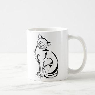 Naughty Kitty (No Text) Mug