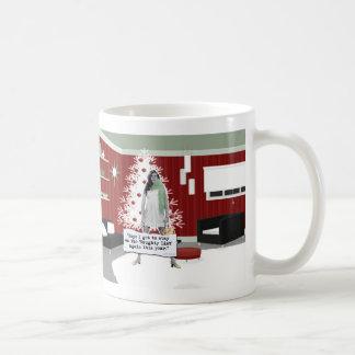 Naughty List Coffee Mug
