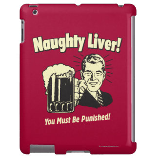Naughty Liver: You Must Be Punished
