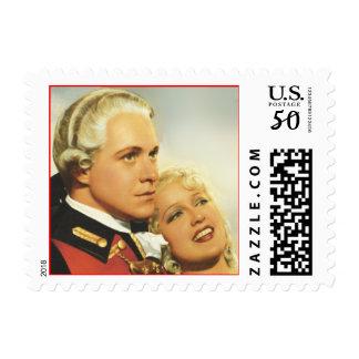Naughty Marietta Stamps
