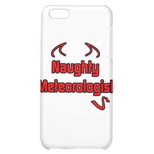 Naughty Meteorologist iPhone 5C Case
