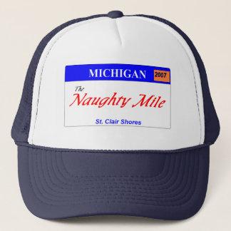 Naughty Mile Trucker Hat