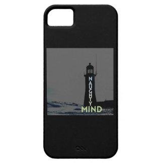 Naughty Mind iPhone SE/5/5s Case