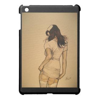 Naughty Nurse Cover For The iPad Mini
