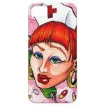 Naughty Nurse Iphone 5 Case
