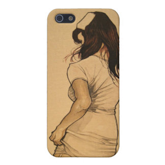 Naughty Nurse iPhone 5 Cover