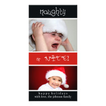 Naughty of Nice? Card