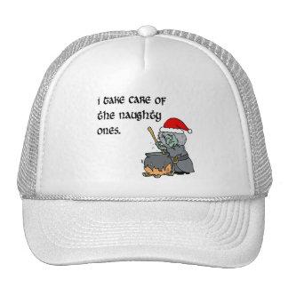 naughty ones trucker hat