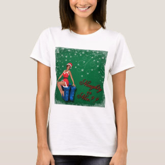 naughty or nice1 T-Shirt