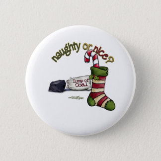 Naughty or Nice Button