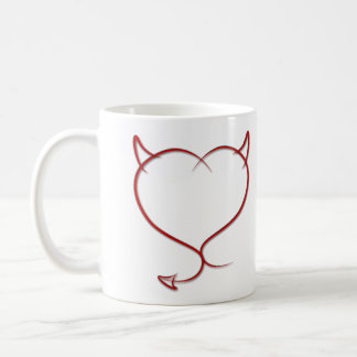 Naughty or Nice? Classic White Coffee Mug