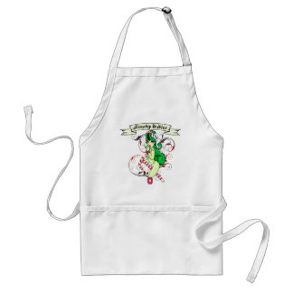 Naughty Or Nice - Standard Apron