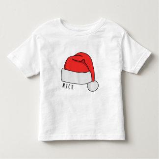 Naughty or Nice Toddler T-Shirt - White