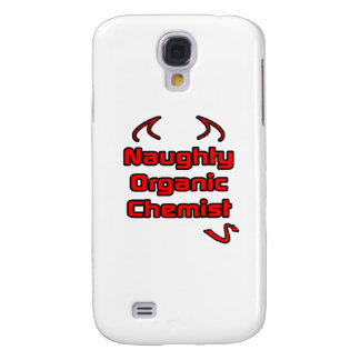 Naughty Organic Chemist Galaxy S4 Case
