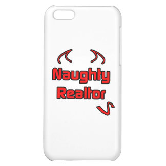 Naughty Realtor.png iPhone 5C Cover