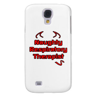 Naughty Respiratory Therapist Samsung Galaxy S4 Covers
