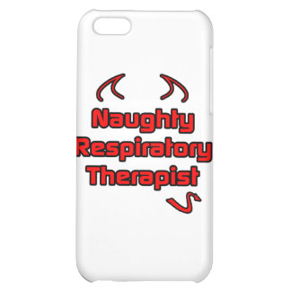 Naughty Respiratory Therapist Case For iPhone 5C