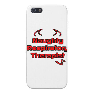 Naughty Respiratory Therapist Cases For iPhone 5