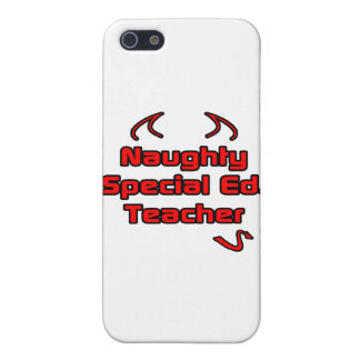 Naughty Special Ed. Teacher Cases For iPhone 5