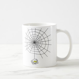 Naughty Spider Left-Handed Mug