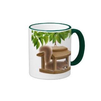 Naughty Squirrel Mug