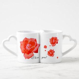 Naughty  Valentine, Coffee Mug Set