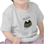 Naughty - Vampire Bat Boy Tshirts